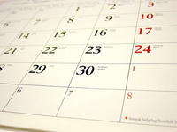 Click Here to Open the Calendar of Events