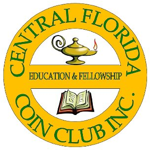 Central Florida Coin Club Logo