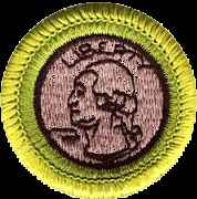 Coin Collecting Merit Badge